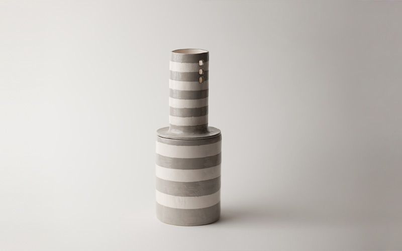 up in the air somewhere | ceramics | factory building a :  storage organize gift ideas gray